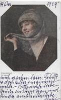 AK 0067  Frauenschönheit Mit Schleier - Photo D' Ora Um 1924 - Frauen