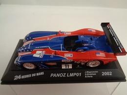 PANOZ LMP-01 Evo . 24 H Du Mans 2002 .# 11  J.Magnussen,D.Brabham,B.Herta   1/43 -Altaya - Voitures, Camions, Bus