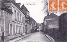 49 - Maine Et Loire -  BOCE - La Rue Principale - France