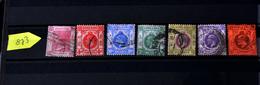 873 China Hong Kong - Used Stamps
