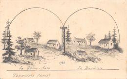61-TOUQUETTES-N°C-421-D/0233 - Frankreich