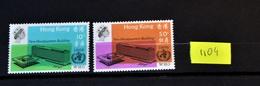 1104 China Hong Kong - Hong Kong (...-1997)