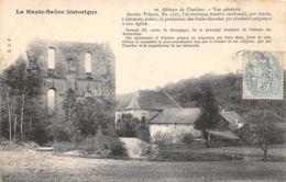 70-CHERLIEU-L ABBAYE-N°C-422-D/0225 - France