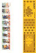 France.carnet Commémoratif Bc2982.santons De Provence.année 1995.neuf Non Plié. - Markenheftchen