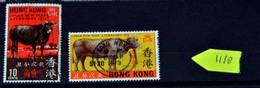 1118 China Hong Kong - Hong Kong (...-1997)