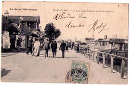 3051c - Paris ( XVIe ) - Les Cafés-Concerts Au Point Du Jour - H.F. à Paris - N°23 - ( La Seine Pittoreque ) - Arrondissement: 16