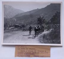 PHOTO - CYCLISME- CICLISMO-TOUR DE FRANCE 1939 - ETAPE MONACO - DIEPPE - RENE VIETTO - Cycling