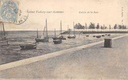 80-SAINT VALERY SUR SOMME-N°C-423-G/0281 - Saint Valery Sur Somme