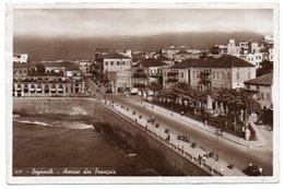 LIBAN/LEBANON - BEIRUT/ BEYROUTH AVENUE DES FRANCAIS (PHOTO SPORT) - Libano