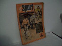 Lo Sport (1952)  Anno II°  N. 23 - Sport