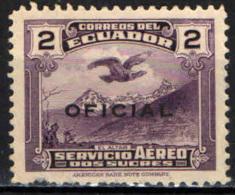 ECUADOR - 1937 - EL ALTAR - USATO - Ecuador