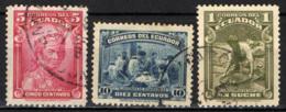 ECUADOR - 1937 - Atahualpa, Inca - USATI - Ecuador