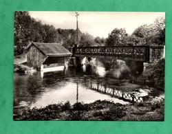 28 Eure Et Loir Conie Molitard La Conie Pont Et Lavoir Format 10,5cm X 14,9cm - Autres Communes
