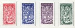 Khmère - Khmer - Cambodge Poste Aérienne 1973 Y&T N°PA28 à 31 - Michel N°361 à 364 * - Garuda - Kampuchea