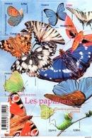 France.bloc Feuillet F4498 De 2010.les Papillons.n**. - Neufs