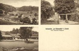 """ERKRATH, Restauration """"Zur Stindermühle"""" Von Edmund Stephan (1910s) AK - Erkrath"""