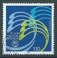 ALLEMAGNE ALEMANIA GERMANY DEUTSCHLAND BUND 1999 DEUTSCHE KREBSHILFE 110PFG MI 2044 YV 1876 SC 2036 SG 2896 - BRD