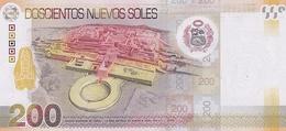 PERU P. 186 200 S 2012 UNC - Pérou