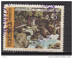 Venezuela, électricité, Electricity, Barrage, Dam, Chutes, Falls, électrification - Electricidad