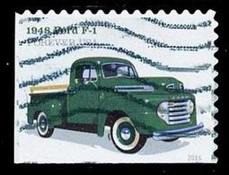 Etats-Unis / United States (Scott No.5103 - Camion / Pickup Truck) (o) P2 - Etats-Unis