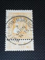 Belgique COB N° 79 Huy ( R. Montmorency ) - 1905 Thick Beard
