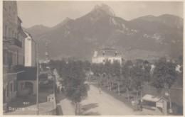 Reutte (Tirol) Austria, Street View From Building, C1920s/30s(?) Vintage Real Photo Postcard - Reutte