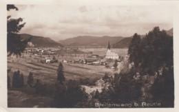 Breitenwang Bei Reutte (Tirol) Austria, View Of Town, C1910s Vintage Real Photo Postcard - Austria