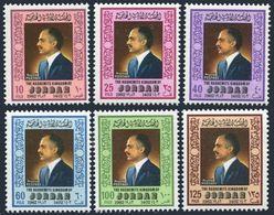 Jordan 1139-1144,MNH.Michel 1212-1217. King Hussein,1983 - Jordan