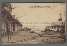 V6716 SENEGAL LYNDIANE APPONTEMENTS DE L USINE FRIGORIFIQUE FP (m) - Senegal