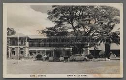 V6722 UGANDA JINJA RIPON FALLS HOTEL VG FP (m) - Uganda