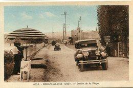 BORAN SUR OISE(AUTOMOBILE) - Boran-sur-Oise