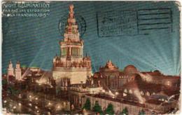 31rs 323 CPA - PANAMA-PACIFIC  INTERNATIONAL  EXPOSITION SAN FRANCISCO 1915 - San Francisco