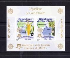 Elfenbeinküste Block 169B Mit 1461-1462 ** Postfrisch MNH #RG124 - Ivory Coast (1960-...)