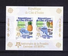 Elfenbeinküste Block 171B Mit 1465-1466 ** Postfrisch MNH #RG122 - Ivory Coast (1960-...)