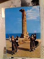 CAPO COLONNA CROTONE COSTUMI CALABRESI - GRUPPO FOLK DI SETTINGIANO  VB1978 GW5224 - Crotone