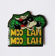 Pin's Humour Vache Moo Lah Moo Lah  - Animaux - Animaux
