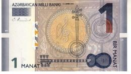 AZERBAIJAN P.24  1 Manat 2005  Unc - Azerbaïdjan