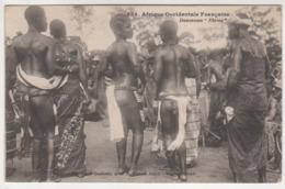 ° A.O.F. ° COTE D'IVOIRE ° DANSEUSES  EBRIES ° - Ivory Coast