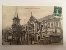 Bohain - L'église En Construction - France
