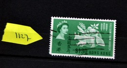 1127  China Hong Kong - Hong Kong (...-1997)