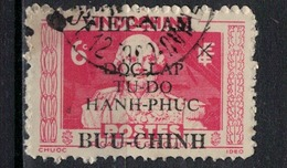 VIETNAM NORD         N°  YVERT        13     ( 3 )    OBLITERE       ( O  04/ 10 ) - Viêt-Nam