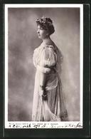 Pc H.R.H. Princess Ena Of Battenberg - Royal Families