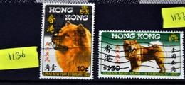1136 China Hong Kong Cv€21 - Hong Kong (...-1997)