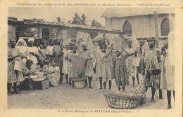 Soeurs N.D. Des Apôtres, Missions Africaines - Vénissieux (Rhône) - L'Ecole Ménagère De Quittah (Basse-Volta) - Missions