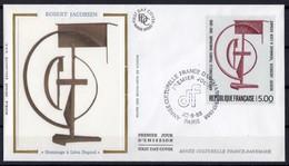 22/09/1988  FDC  N° 2551 - FDC