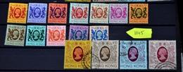 1145 China Hong Kong - Hong Kong (...-1997)