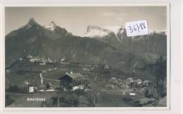 CPA-36788 - Suisse -Carte Photo Vue Générale De Gruyères - FR Fribourg