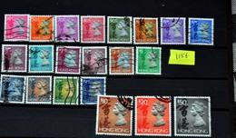 1156 China Hong Kong - Hong Kong (...-1997)