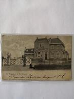 Noordgouwe (Zld.) Ziekenhuis Te Noordgrouwe // Gelopen 1903 Met KR Noordgouwe // Zeldzaam - Nederland