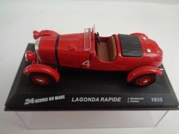 LAGONDA M45 RAPIDE . Vainqueur 24 H Du Mans 1935 . # 4  J.Hindmarsh,L.Fontes   1/43 -Altaya - Other